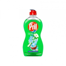 Pril Be Fresh Limited Edition Płyn do naczyń 500ml